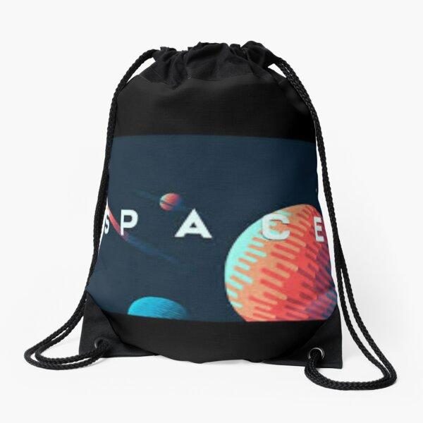space Drawstring Bag