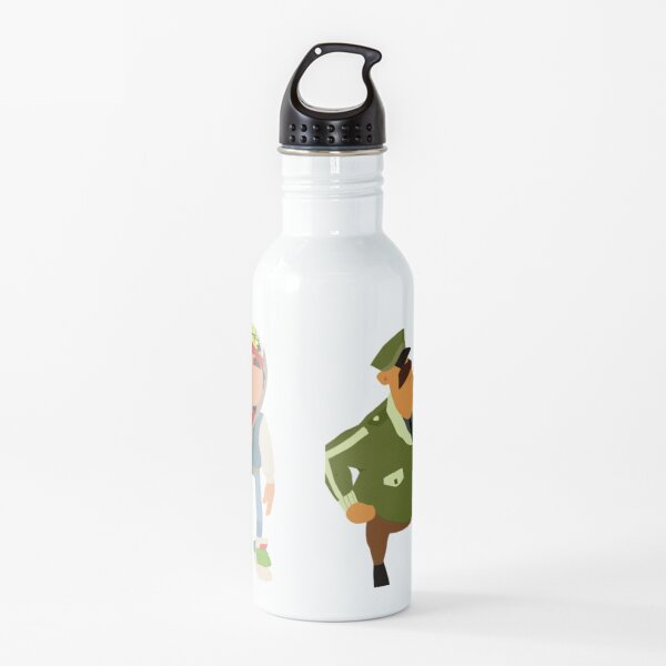 Subway Surfers Water Bottle