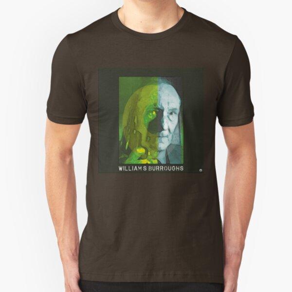 Eternal William S. Burroughs  Slim Fit T-Shirt
