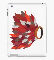 Ring in fire  iPad Case/Skin