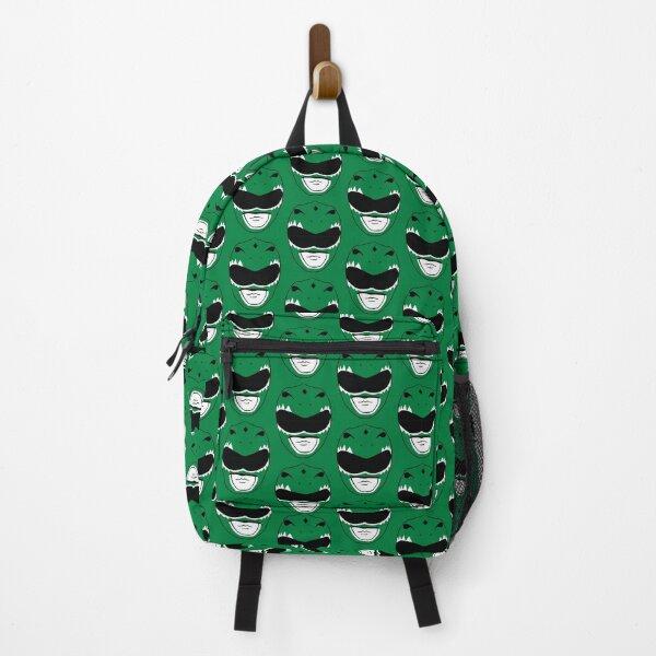 Green Ranger Pattern Backpack