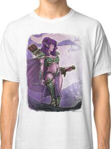 Elf Huntress Classic T-Shirt