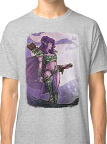 Elf Huntress Classic T-Shirt