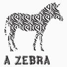 Arrrk - A Zebra by MuseBoots