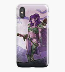Elf Huntress iPhone Case/Skin