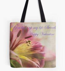 Valentine Card Tote Bag