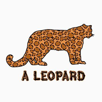 Arrrk - A Leopard by MuseBoots