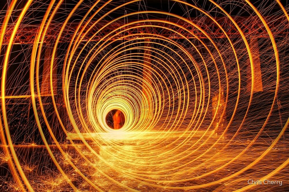 Light Spinning by Chris Cherry
