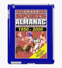 BTTF: Sports Almanac iPad Case/Skin