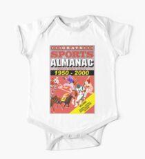 BTTF: Sports Almanac One Piece - Short Sleeve