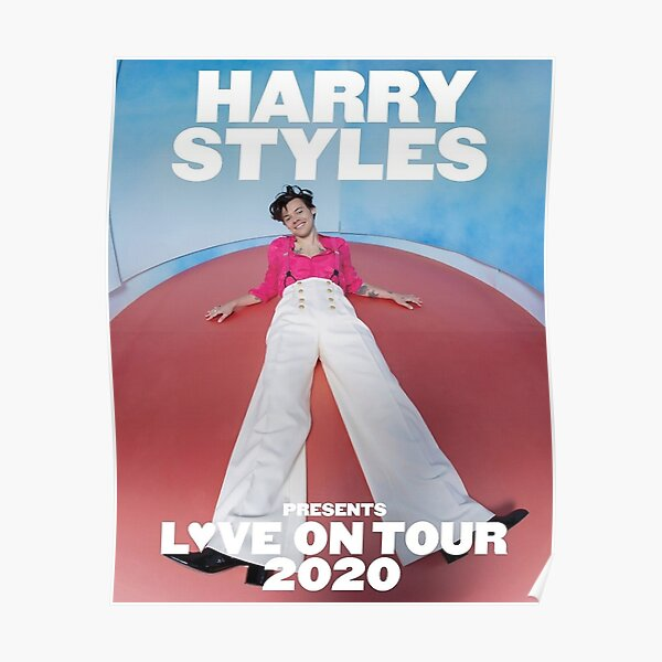 Love on Tour 2020 Styles Póster