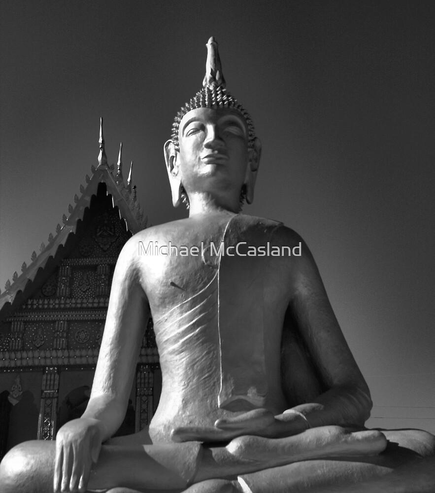 Buddha 1 by Michael McCasland