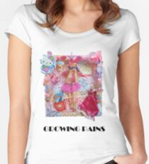 Growing Pains Part 1 Women's Fitted Scoop T-Shirt