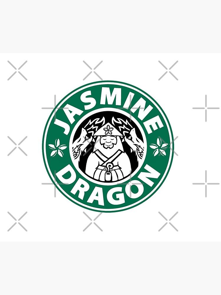 Jasmine Dragon Tea Shop by malice7222
