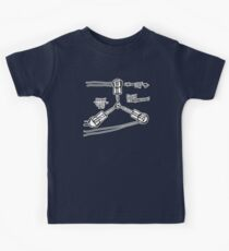 BTTF: Flux capacitor Kids Clothes