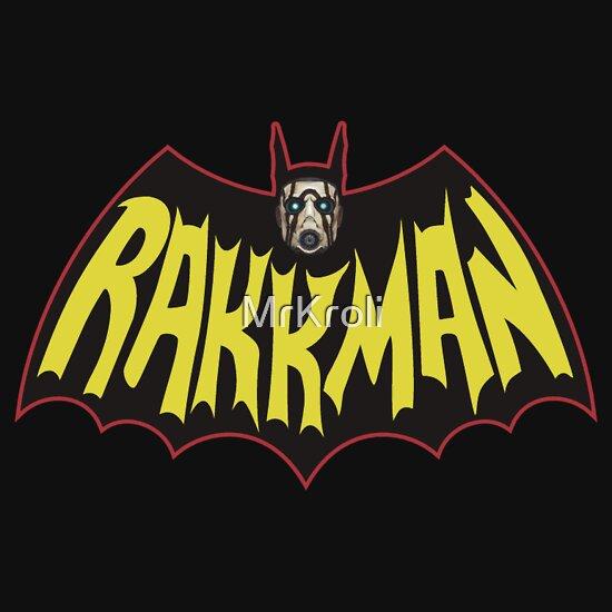 TShirtGifter presents: I Am RAKKMAN! | Unisex T-Shirt