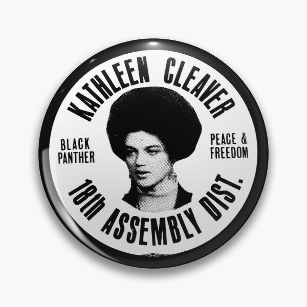 KATHLEEN CLEAVER (18TH ASSEMBLY DIST) Pin