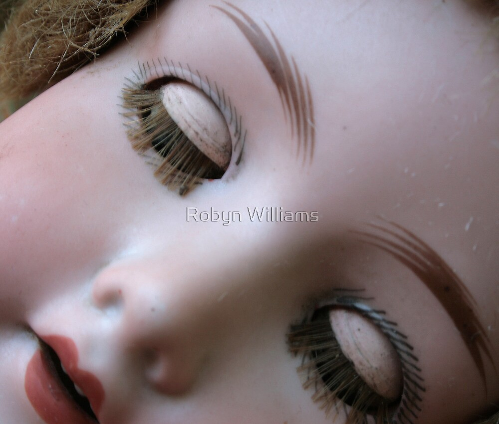 """Day 33   365 Day Creative Project  """"Sleeping Beauty"""" by Robyn Williams"""