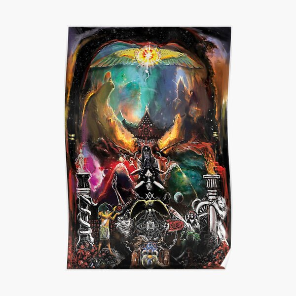 The Arcane Conception Poster