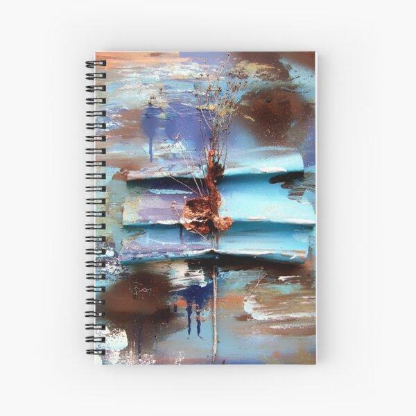 acrylic Spiral Notebook