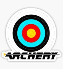 Archery! Sticker