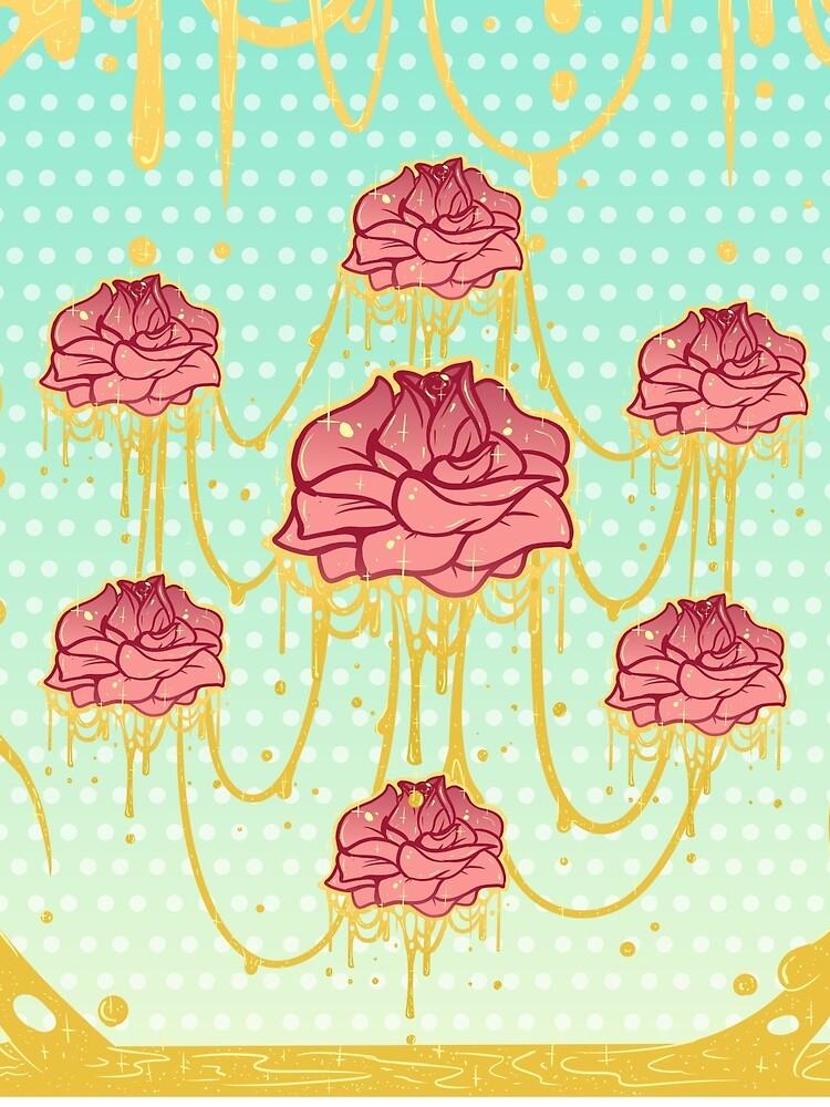 Honey Roses by squidbiscuit
