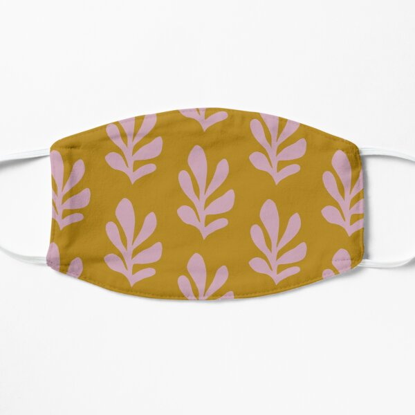 Matisse abstract leaf Mask