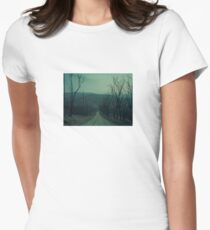 Valleyeyes Womens Fitted T-Shirt
