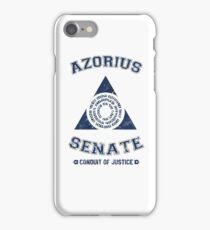 Azorius Senate Guild iPhone Case/Skin
