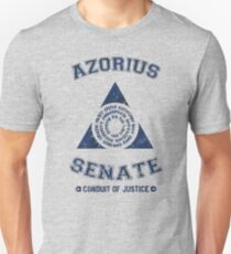 Azorius Senate Guild T-Shirt