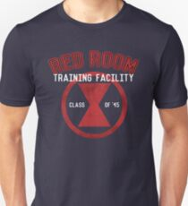 Red Room Training T-Shirt