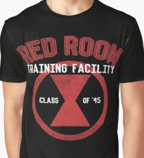 Red Room Training Graphic T-Shirt