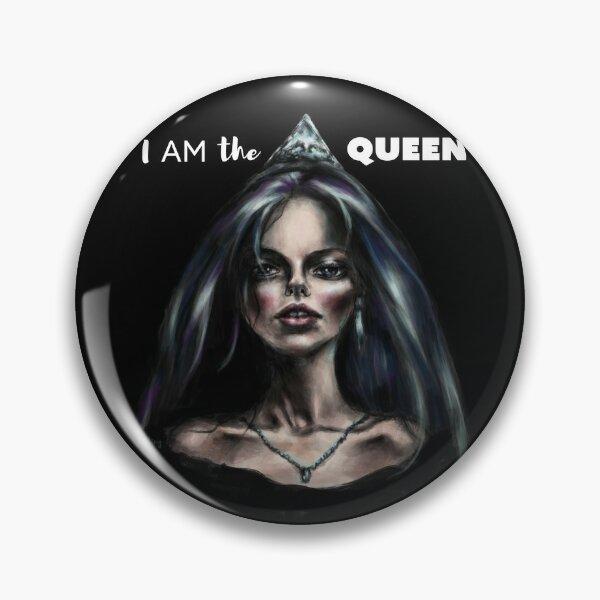 I AM the Queen Journal Pin