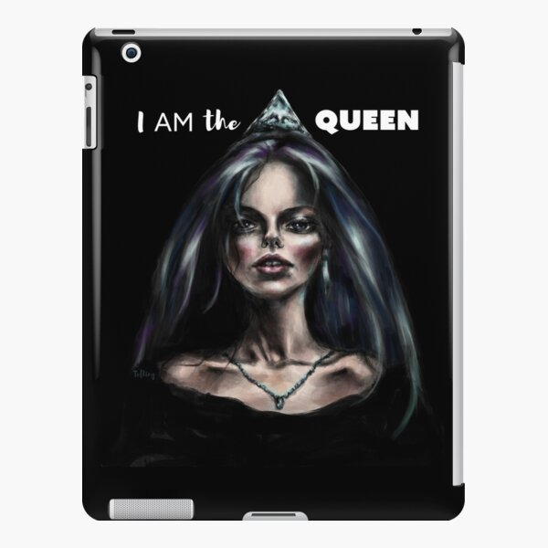 I AM the Queen Journal iPad Snap Case