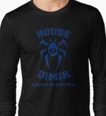 House of Dimir Guild Long Sleeve T-Shirt
