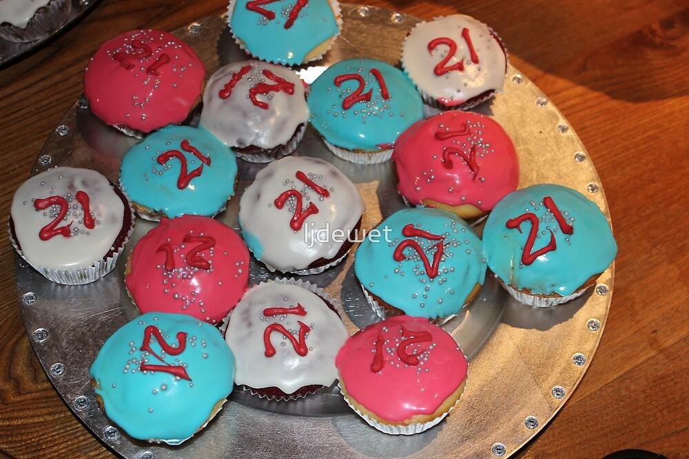 happy 21st by Jeannine de Wet