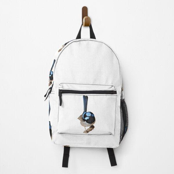 Superb Fairy-wren male Backpack