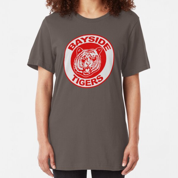 Saved by the bell: Bayside Tigers Slim Fit T-Shirt