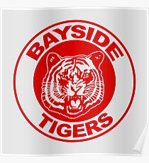 Saved by the bell: Bayside Tigers Poster