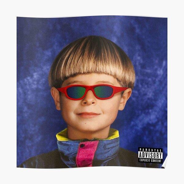 Oliver Tree - Alien Boy Poster