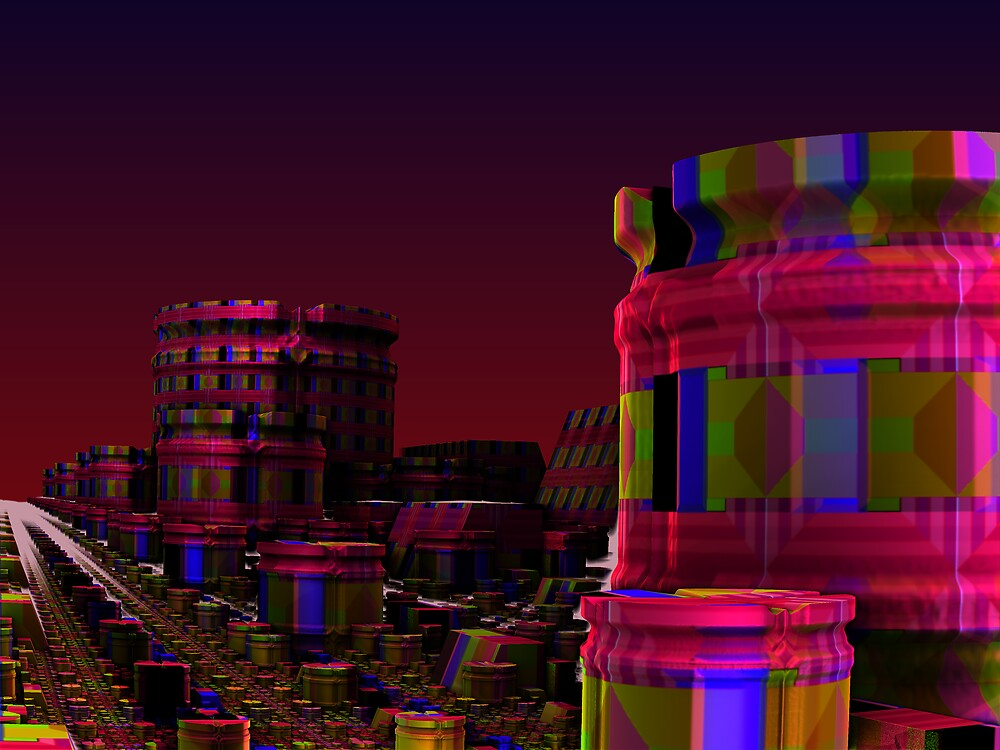 Confectionery Complex by vinmac