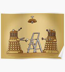 Dalek DIY Poster