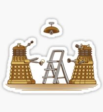 Dalek DIY Sticker