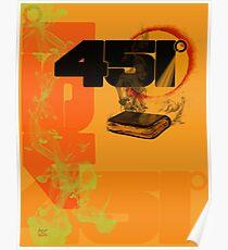farenheit 451 Poster