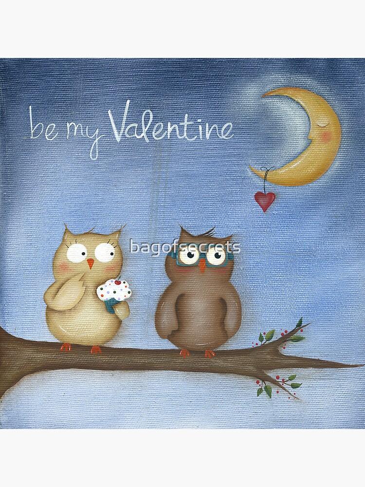 Be My Valentine by bagofsecrets