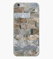 Stacked Granite Slabs iPhone Case