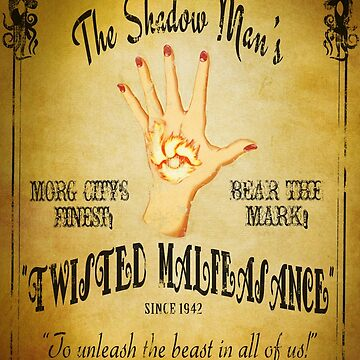 Shadows of Evil - Twisted Malfeasance by BlueDeja