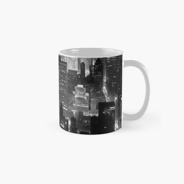 Sleepless In Manhattan Classic Mug