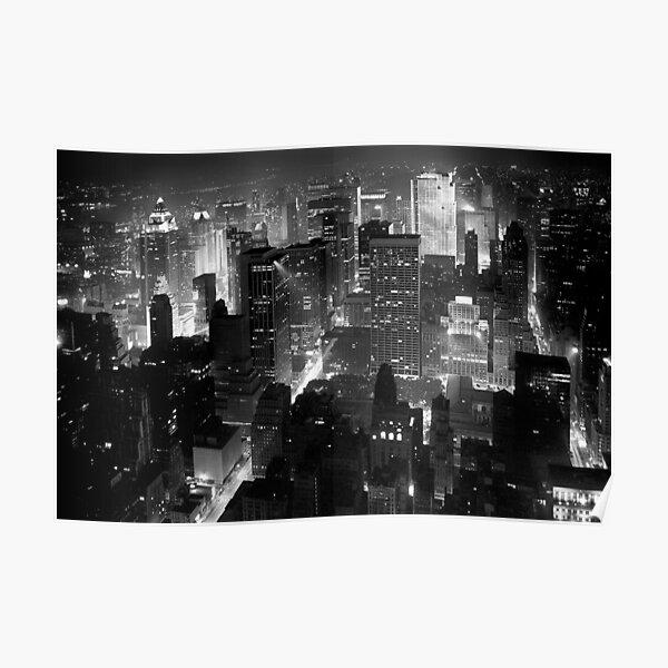 Sleepless In Manhattan Poster