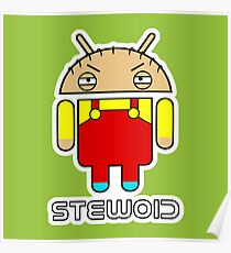 Stewoid Poster